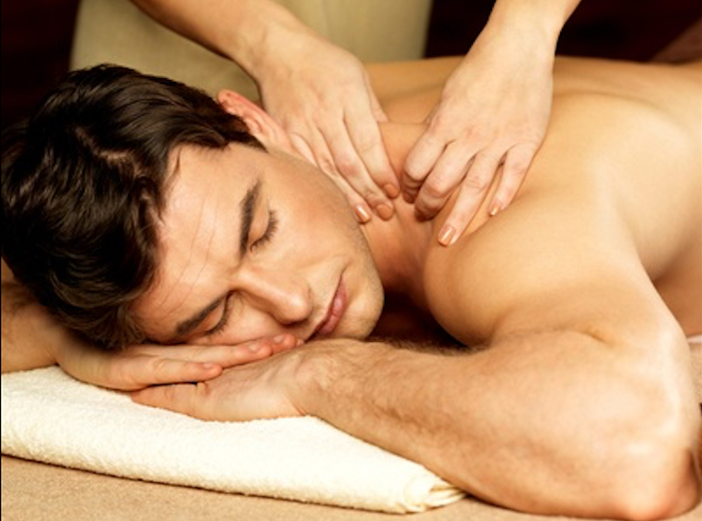 Deep Tissue Massage Upload