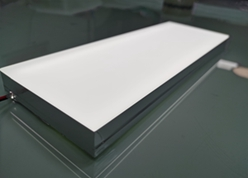 Edge-lit led panel