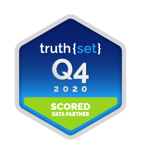 Truthset Data Partner Badges Program